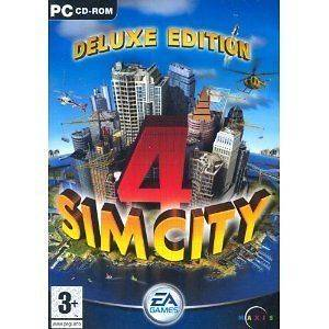 Newly listed SimCity 4 (Sim City 4) Deluxe for PC (100% Brand New)