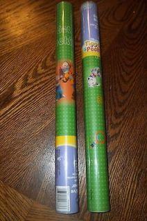 Disney My Friends Tigger & Pooh Shelf Liner Contact Paper lot of 3