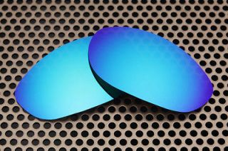 Ice Blue Replacement Lenses for Oakley Monster Dog Sunglasses