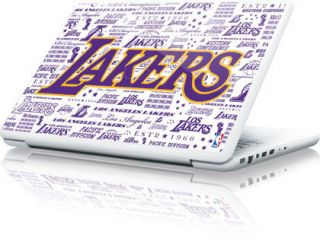 Skinit LA Lakers Historic Blast Laptop Skin for Apple MacBook 13 inch