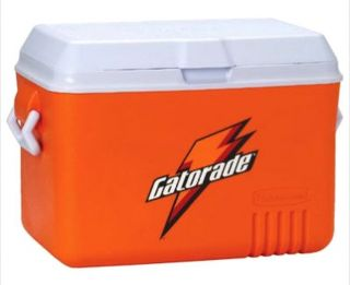 Gatorade Cooler, Ice Chest, 48 Quarts, 49037
