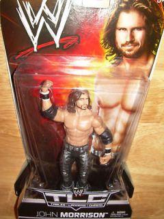 Mattel MOC WWE Wrestling Figure JOHN MORRISON TLC
