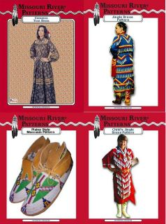 native american buckskin dress in Collectibles