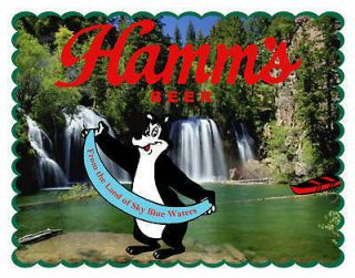 hamms beer in Clothing, Shoes & Accessories