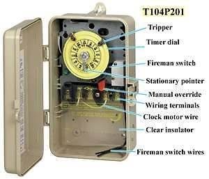 watch more like wiring pool timer pool pump timer wiring diagram as well intermatic pool timer 220 volt