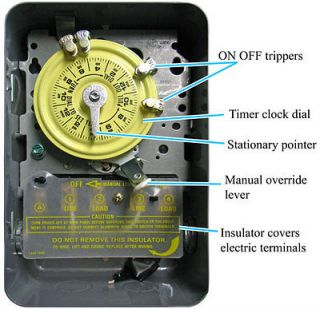 Intermatic Pool Timer Wiring Diagram moreover General Electric Clock Motors moreover Wiring Diagram For Pentair Pool Pump Motor as well 4WZ15 together with Polaris Pool Booster Pump Wiring Diagram. on intermatic timer motors replacement