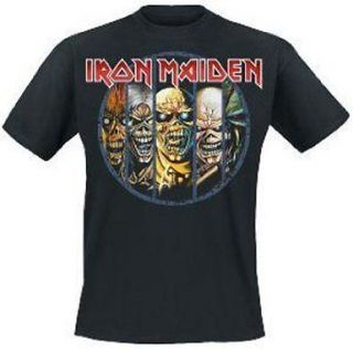iron maiden xxl in Mens Clothing