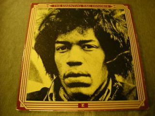 The Essential Jimi Hendrix Reprise 2RS 2245 Record Album LP Vinyl VG+
