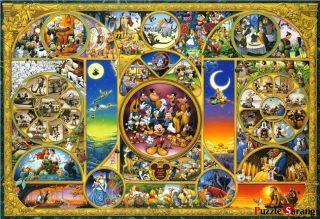 Jigsaw Puzzles 1000 Pieces Disney Collection / Disney / Tenyo
