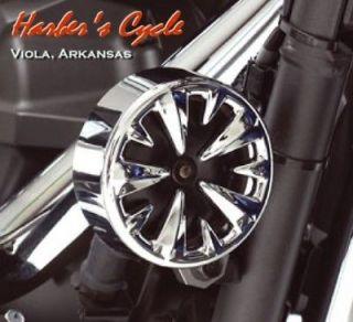 Show Chrome® Vantage Horn Cover Kawasaki Vulcan 800 900