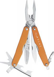 LEATHERMAN Knives Juice S2 Multi Tool 3.25 Flame Orange Pocket Knife