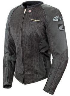 Joe Rocket Ladies Skyline 2.0 Mesh Goldwing Jacket Black