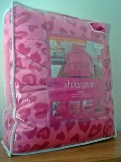 xhilaration    TWIN    6 piece complete bed set