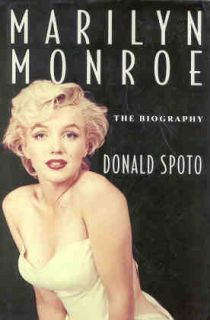 MARILYN MONROE BIOGRAPHY 93 DONALD SPOTO 1ST Book