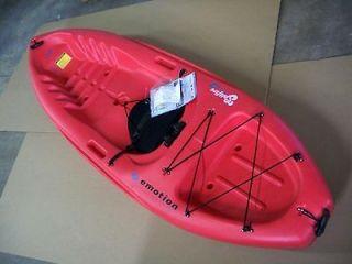 Emotion Kayak in Water Sports