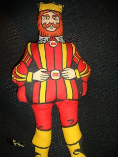 vintage burger king toys in Fast Food & Cereal Premiums