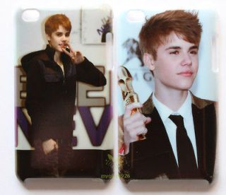 justin bieber ipod case in Cases, Covers & Skins