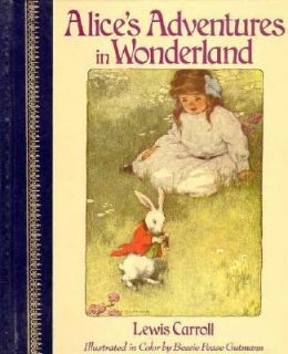 Alices Adventures in Wonderland by Lewis Carroll 1988, Hardcover