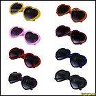 pink heart sunglasses in Womens Accessories