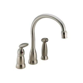 stainless steel kitchen faucet in Faucets