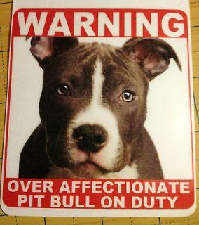 Newly listed Pit Bull Dog Sign Bulldog American PitBull Puppies Pet