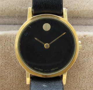 vintage movado watch in Jewelry & Watches