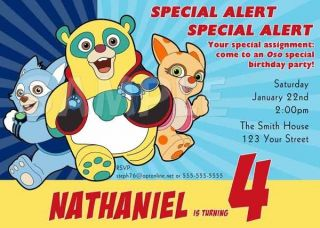 special agent oso party supplies in All Occasion Party Supplies