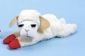 Lamb Chop Plush Doll made by Aurora World