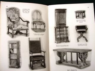 Century Furniture Company 1931 History of Furniture w their