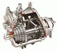 peerless lawn mower transmission in Parts & Accessories