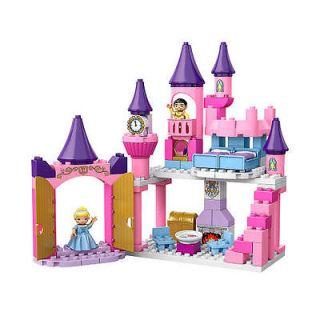 LEGO Duplo   Disney Princess Cinderellas Castle (6154) #zTS