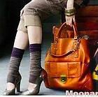 Womens PU Leather Bags Satchel Shoulder Purses Sling Handbags Totes