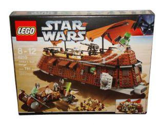 Lego Play Themes Star Wars Classic Jabbas Sail Barge (6210)