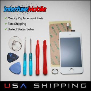 Touch 4 4th Gen 4G LCD Replacement Screen Digitizer Glass Tools Home