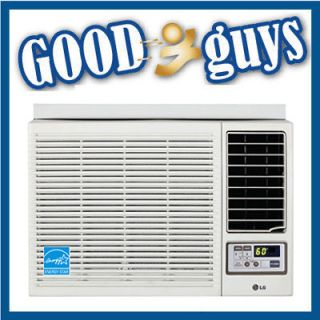 LG LW1210HR 12,000 BTU Window Air Conditioner with Heat and Remote