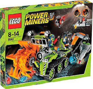 lego power miners crystal sweeper in Other