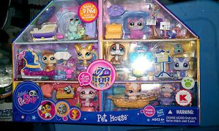 lps toy houses in Littlest Pet Shop