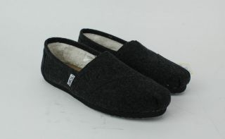 black womens toms in Flats & Oxfords