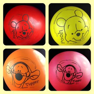 Winnie Pooh Disney Birthday Party 10x Balloons w974
