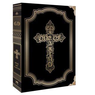 POP/Korean G Dragon of Big Bang 1st CD Mini Album One of A Kind
