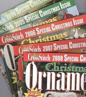 & Yarn  Cross Stitch & Hardanger  Cross Stitch Magazines