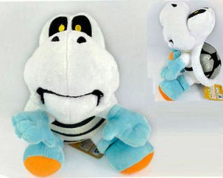 Newly listed super mario bros dry bones diddy kong 6 soft plush doll