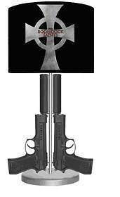 Boondock Saints Double Gun Lamp (2010)   New   Room Decor