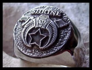 vintage masonic ring in Collectibles