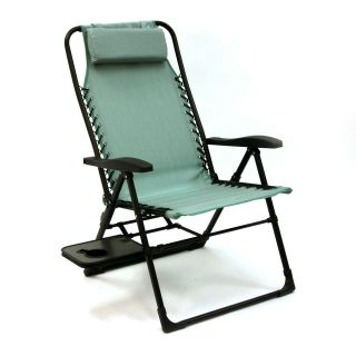 Companion Sunbrella Anti Gravity Reclining Lounge Chair with Side