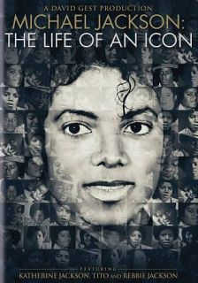 BRAND NEW MICHAEL JACKSON THE LIFE OF AN ICON DVD