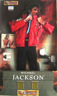 michael jackson beat it doll in Entertainment Memorabilia