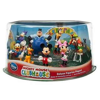 mickey mouse clubhouse cake in Home & Garden