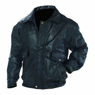 leather motorcycle jacket in Mens Clothing