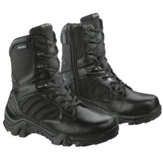 MENS BATES GX 8 GTX SZ BLACK BOOTS (us military army combat swat